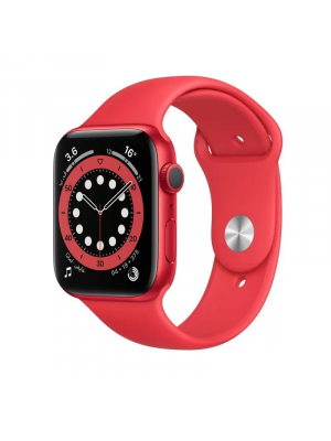 M06R3AE/AWS6 GPS+Cellular 40mm Red Alum-Red Sport Band14